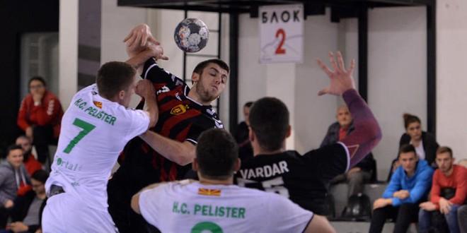 """Вардар Јуниор на """"крилјата"""" на Марко Кизиќ успеа да го победи Пелистер"""