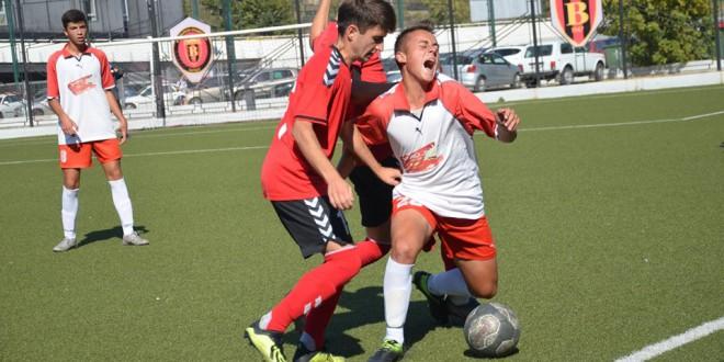 Пионерските екипи на ФК Вардар во сабота се домаќини на Победа од Прилеп