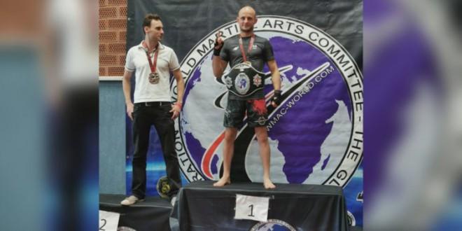 (ВИДЕО) Вардарецот, Богданов дојде до шампионски појас во ММА