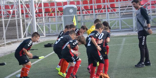 Убедливи победи за ФК Вардар генер. 2009, доминација на нашите млади надежи