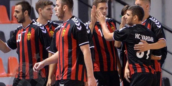 """Вардар Јуниор денес го пречекува """"фенерџијата"""", тимот на  РК Струга"""