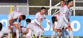 Македонската селекција до 19 години обезбеди пласман во елитната фаза квалификации за ЕП