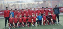 Преглед на есенскиот дел во детската лига за генерација 2007 на ФК Вардар