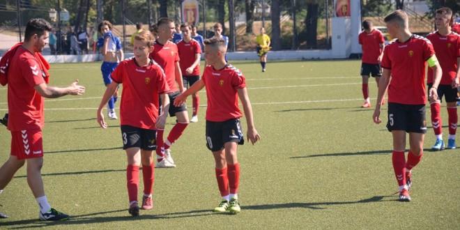 Голема победа за пом.пионери на ФК Вардар, дербито во пионерската лига заврши без голови