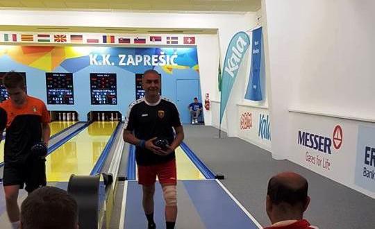 Куглање: Тодоровски утре настапува во 1/4-финалето