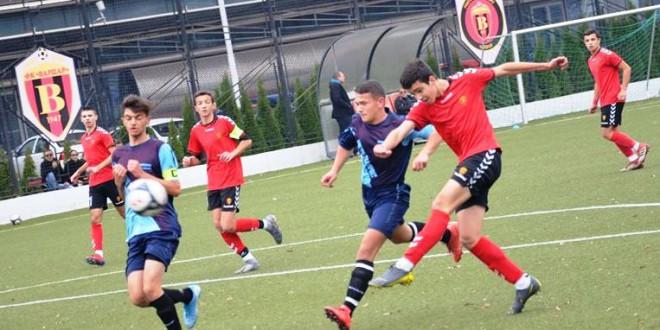 Генерациите 2005 и 2006 на ФК Вардар постигнаа вкупно 30 голови во мрежата на Фортуна