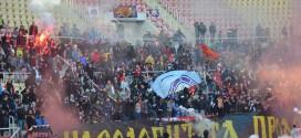 """,,Комити"""" : Ќе го бодриме Вардар од пред стадион!!"""