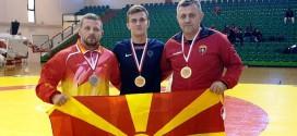 Борење: Пешко освои златен медал во Малта