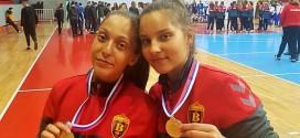 """Бојана Коцева: Наградата """"најдобар играч"""" во Крагуевац  ја добив јас, но   многу повеќе ја заслужи Борјана"""