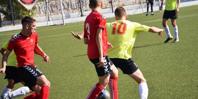 Пет генерации на ФК Вардар во наредниот период треба да ги дознаат противниците во 1/2 финалето од националниот куп