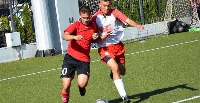 (ВИДЕО) Антонио Мирков, еден од талентираните играчи на генерација 2003