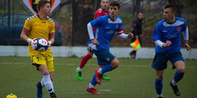 (ВИДЕО) Лука Стојковски, големата голманска надеж на Вардар