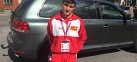 Вардаровиот борач, Рамазан Гаџиханов ќе настапи на изборниот јуниорски шампионат