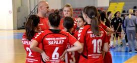 (Фотогалерија) Јуниор лига: Дамите на РК Кале и РК Будимир Вардар одиграа возбудлив меч