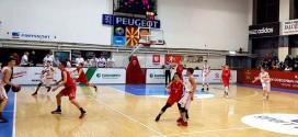 М16: Момците во дербито подобри од КК Работнички, дамите денес гостуваат во Струмица