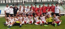 Македонија У18 го победи БИХ, Крстевски и Асани започнаа во стартниот состав