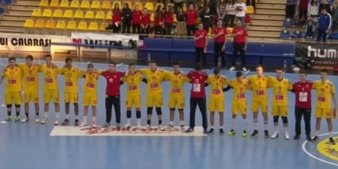 Македонија У16 поразена на двата контролни мечеви од Романија, пет вардарови играчи беа дел од нив