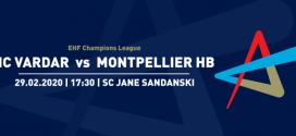 Од денес се пуштаат во продажба билетите за дуелот со Монпелје