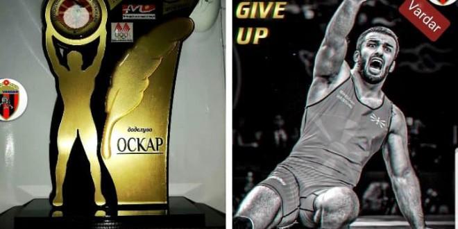 """Нуров со награда """"Оскар""""  за најдобар спортист во 2019"""