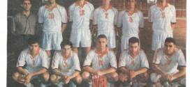 (ФОТО) Шампиони на Република Македонија 1994, ОК Вардар