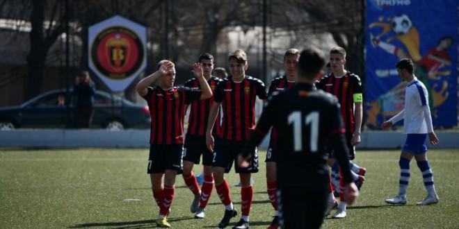 Статистика: Кадетите на ФК Вардар се поефикасни во втората половина од натпреварите