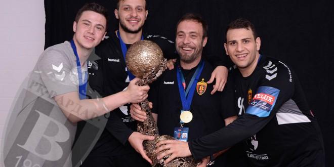 Марко Кизиќ: Најсреќен момент е кога ја освоив Лигата на Шампионите, доколку постои можност би останал доживотно во Вардар