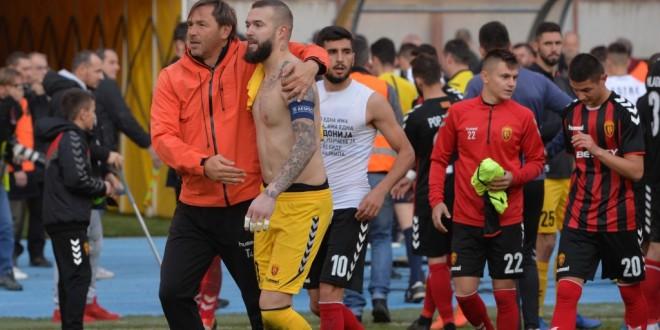Гачевски: Имам голема желба, да играм со Вардар во ЛШ, Комити се најдобрите навивачи