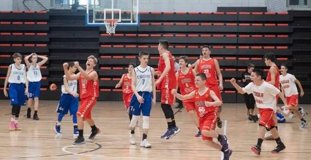 """(ВИДЕО) EYBL: КК Вардар има """"бисер"""" во 13 годишниот Величковски"""