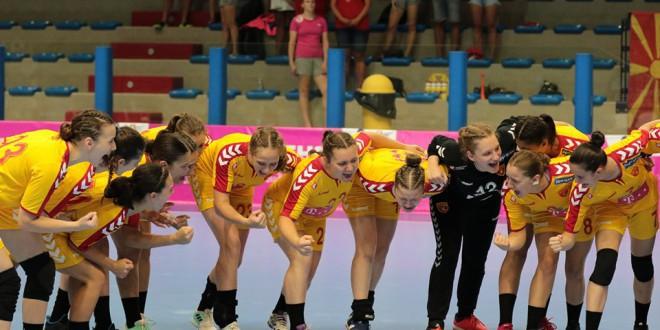 ЕХФ Шампионатот за младинки догодина во Македонија, вардарки најбројни во оваа генерација