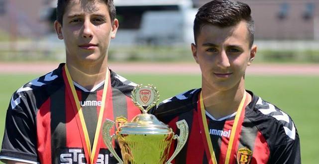 Вардаровите голгетери во младинските лиги, кои постигнале повеќе од два гола на еден дуел