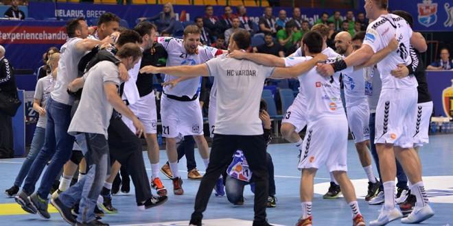 Вардарци доминираат во најдобриот тим на СЕХА-лигата, составен од играчи кои биле дел од Ф4 турнирите