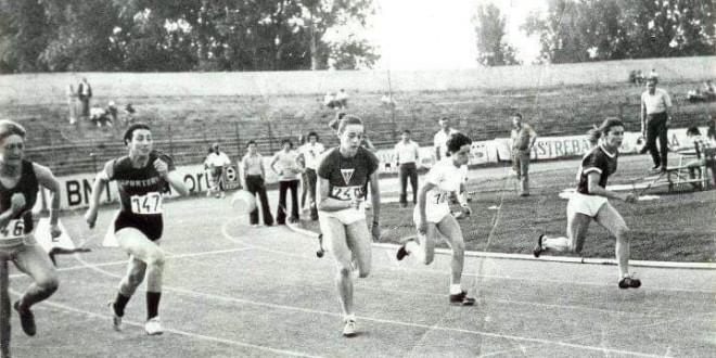 Историја: ЕП, Балкански и југословенски првенства организирани од Македонската атлетска федерација пишува, проф.М.Бошковиќ