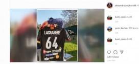 (ВИДЕО) Лакрабер понуди дрес од Вардар на продажба за помош на загрозените од Корона вирусот