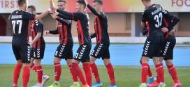 Против кој се ќе игра ФК Вардар во последните 13 кола на ПМФЛ