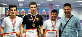 """На денешен ден 2019: Вардаровиот куглар Митиќ Мартин убедливо дојде до титулата """"кадетски шампион"""""""