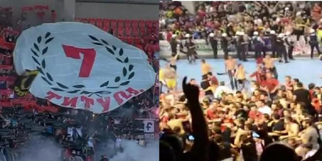 (РЕТРО ВИДЕА) Во последното коло, на денешен ден во 2013- Скопје лудуваше! ФК Вардар шампион, РК Вардар и Вујо го урнаа Металург