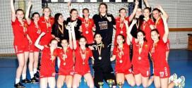 """На """"лавиците"""" освен храброста одлика им е и лојалноста, пионерскиот тим на ЖРК Вардар останува во целост"""