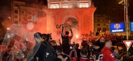 На денешен ден 2019! Скопје го пречека Европскиот првак, РК Вардар (ФОТО)