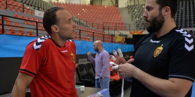 Парондо кој со Вардар ја освои Европската титула, е номиниран за најдобар тренер во 2019 година