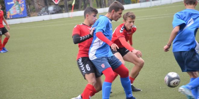 Две победи, еден нерешен резултат и пораз за младите екипи на ФК Вардар во дуелите со Работнички
