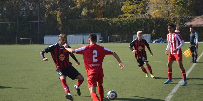 (Фотогалерија) Победничко коло за младинците на ФК Вардар