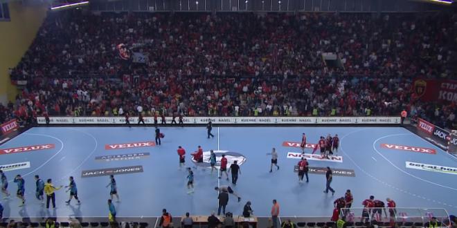 """(ВИДЕО) На денешен ден во 2013: Немаше ,,игла"""" каде да падне, Европа чу за вардаровите навивачи!!"""
