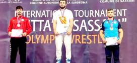 """(ФОТО) Нуров го освои првото место на турнирот """"Сасари Сити"""" во Италија"""