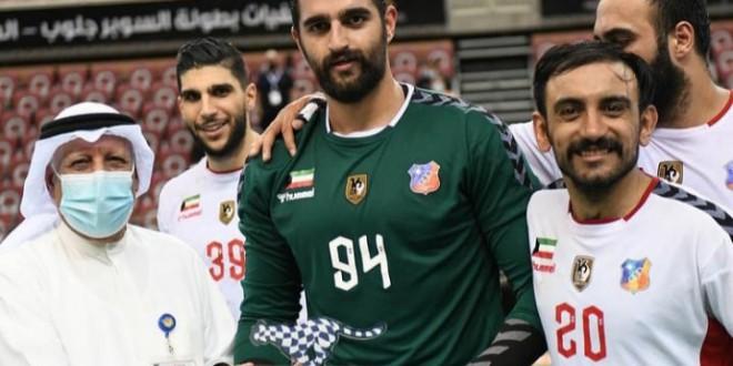 Ал Кувајт го слави Али Сафар: Чуварот на мрежата играч на натпреварот со 15 одбрани за финале!
