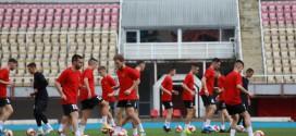 ФК Вардар водеше 2-0 на полувреме со прволигашот Ренова, дуелот заврши реми