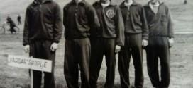 (ФОТО) Јуниорската екипа на АК Вардар на државниот крос на СФРЈ, Инџија 1964