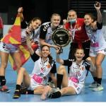 Девојките кој од Вардар беа дел од кадетскиот тим на МКД