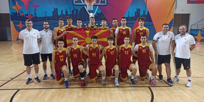"""Селекторот, Василев  со вардарецот Петков  и 11 кошаркари  на списокот за скопскиот """"Челенџер"""""""