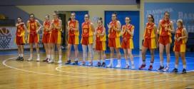 """ФИБА """"ЧЕЛЕНЏЕР"""" М18: Втора победа за нашите храбри јуниорки ,вардарките Чолакоска и Зафирова заедно имаа 30.поена"""