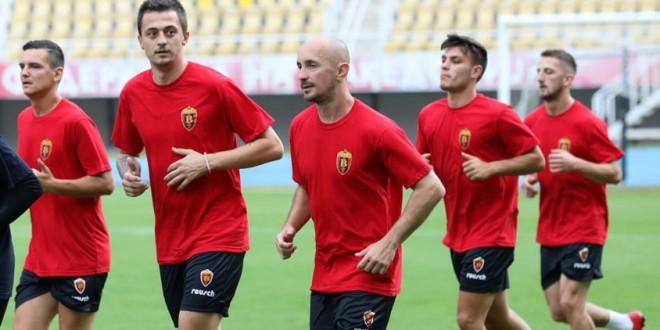 ФК Вардар на 10.август го дознава распоредот за 2.лига